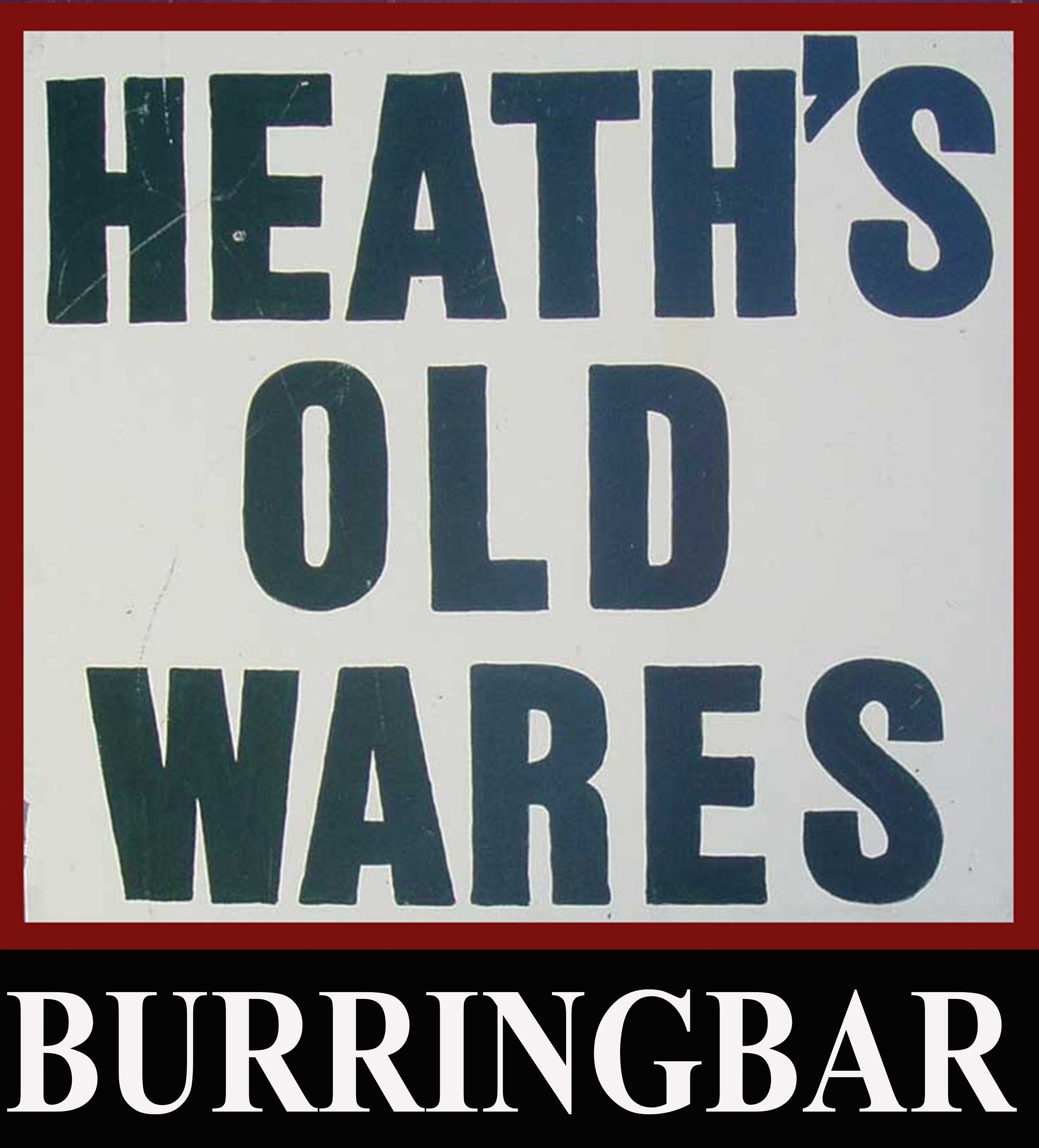 Heath's Old Wares 19-21 Broadway, Burringbar NSW Australia 2483. Ph 0266771181 Open 7 days 9am - 5pm