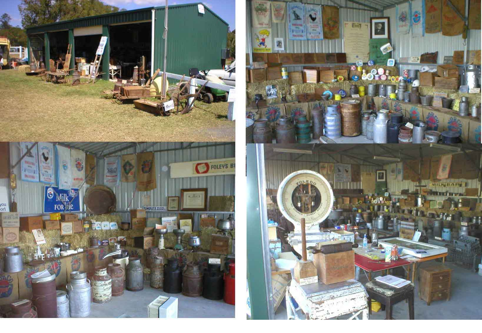 Heaths Old Wares, collectables and industrial antiques, by appointment.